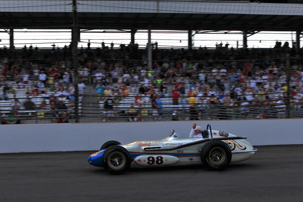 Great racing cars: 1961-64 Ol' Calhoun