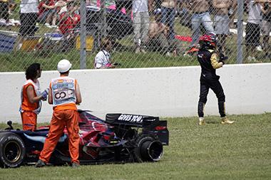 America's failure in international racing