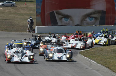Natural gas to debut in the ALMS