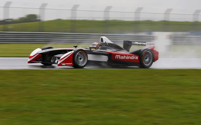 The attraction of Formula E
