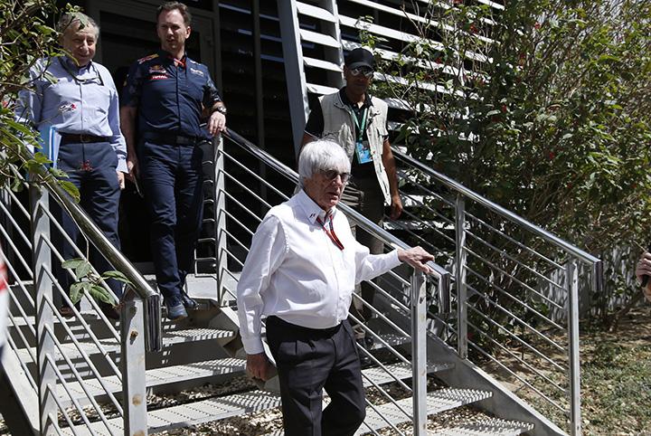 Formula 1: Something needs to break