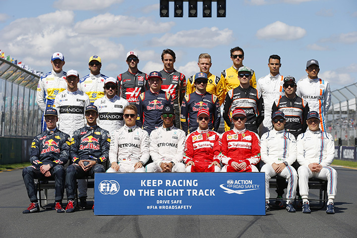 Why Formula 1 drivers are in revolt