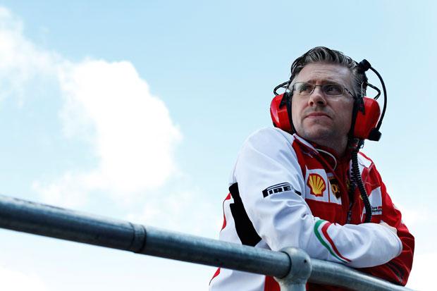 Ferrari's firings