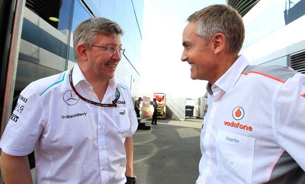 F1 team principals