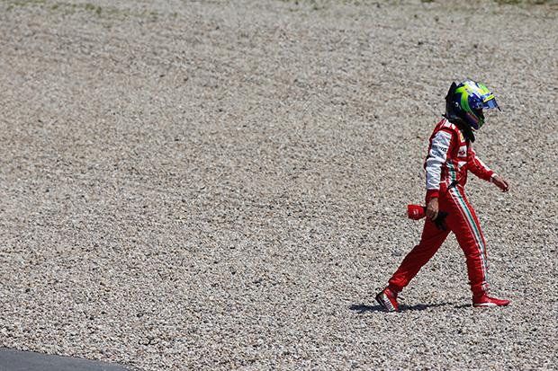 What will Ferrari do with Felipe Massa?