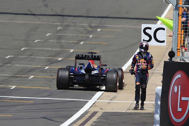 Vettel the villain