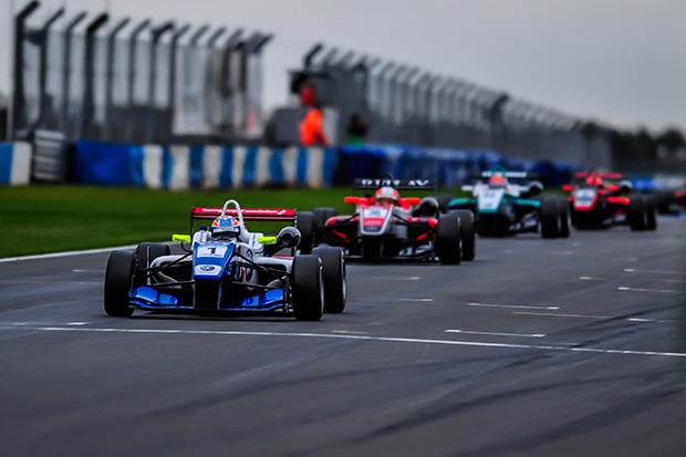 British F3's crash diet