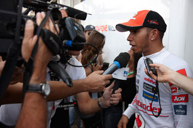 News from the Formula 1 paddock