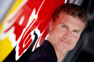 Red Bull Reporter – exclusive interview with David Coulthard