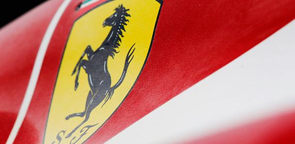 Ferrari's Formula 1 jet ignition
