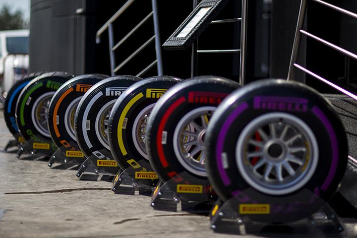 Analysing Australian GP tyre choices