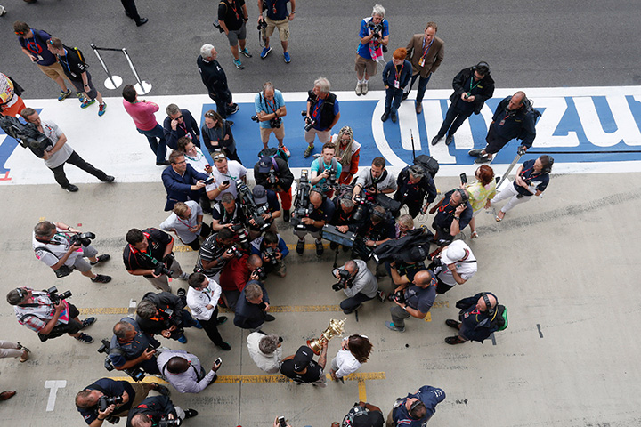 Channel 4 F1 move is good for viewers