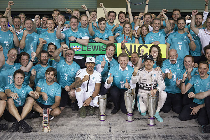 Twenty Abu Dhabi Grand Prix facts