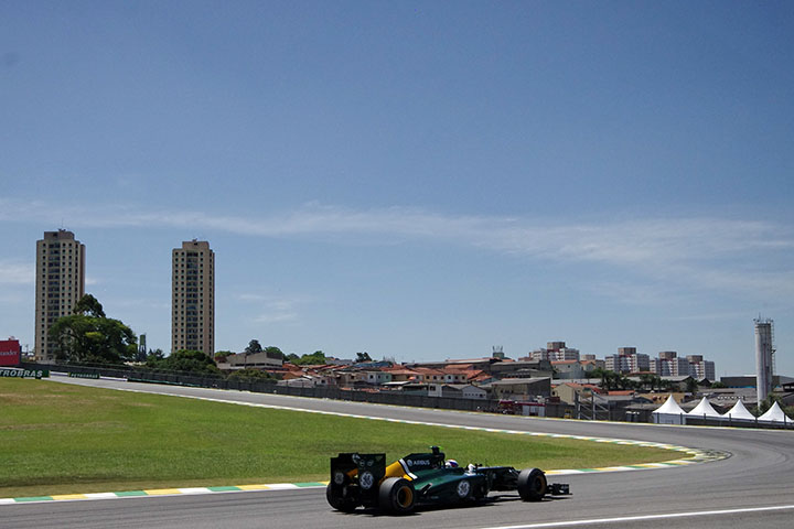 Simon's snapshots #23: The tawdry glory of Interlagos