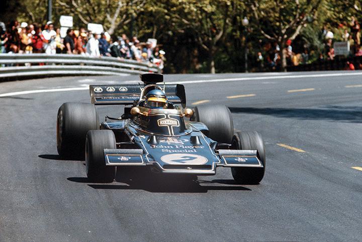 Great racing cars: 1970-75 Lotus 72