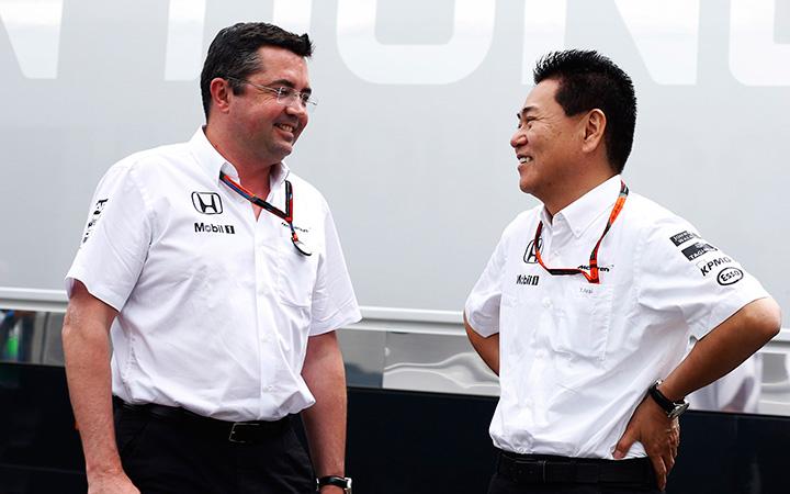 Honda expects increased performance at Spa