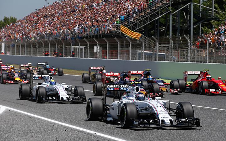 F1 revolution