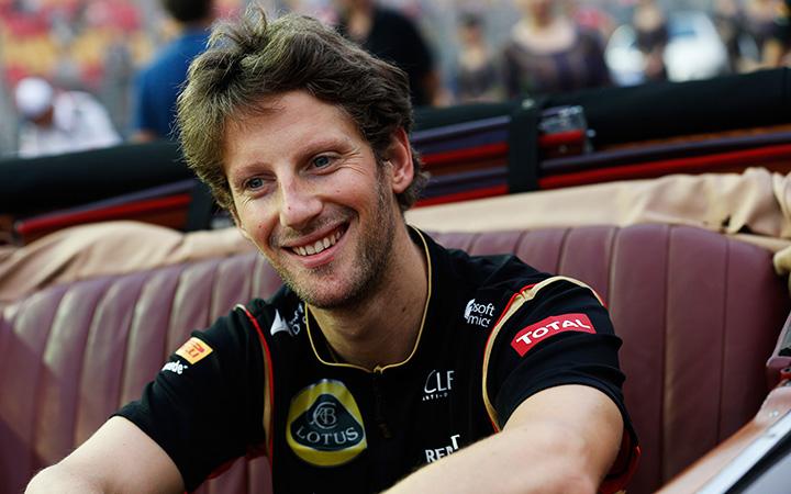 Romain Grosjean: perception vs reality