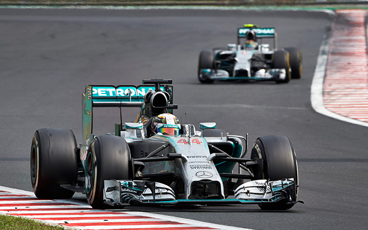 How details made a title winner for Mercedes