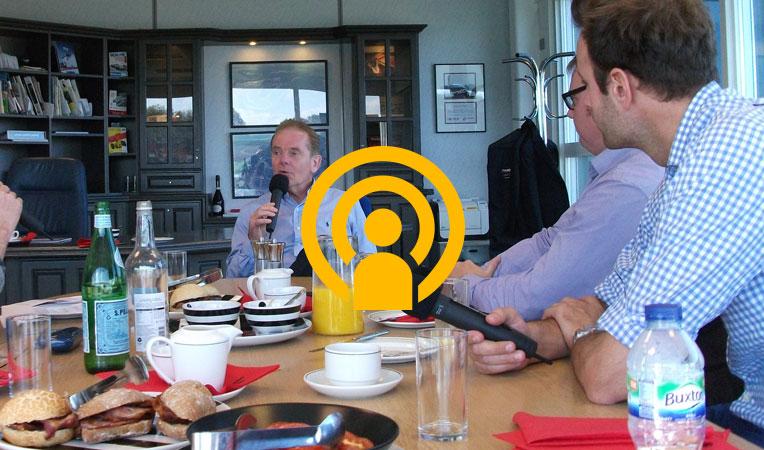 Jonathan Palmer podcast