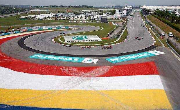 Mixed emotions at the Malaysian GP