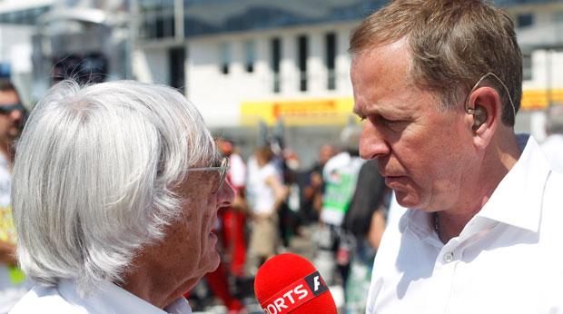 Martin Brundle on Formula 1 in 2014