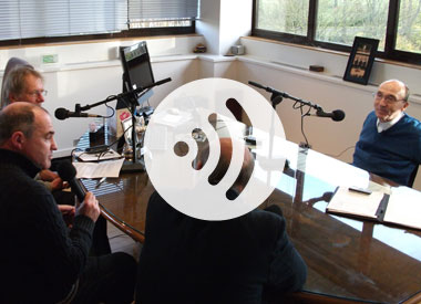 Audio podcast with Frank Williams