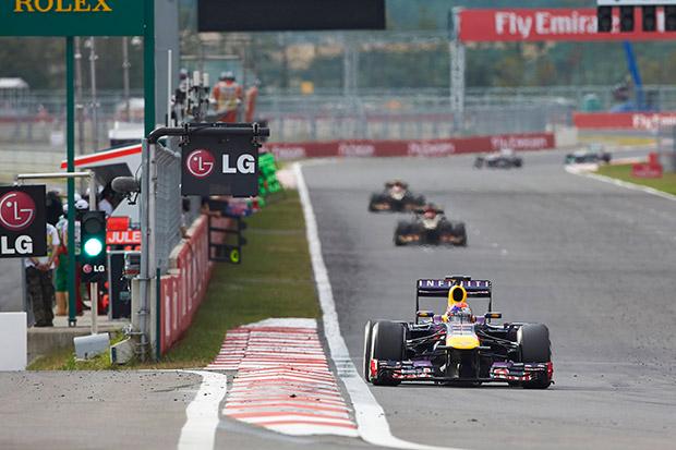 Korean Grand Prix – epilogue