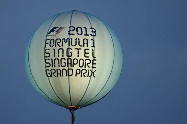 Singapore Grand Prix – prologue