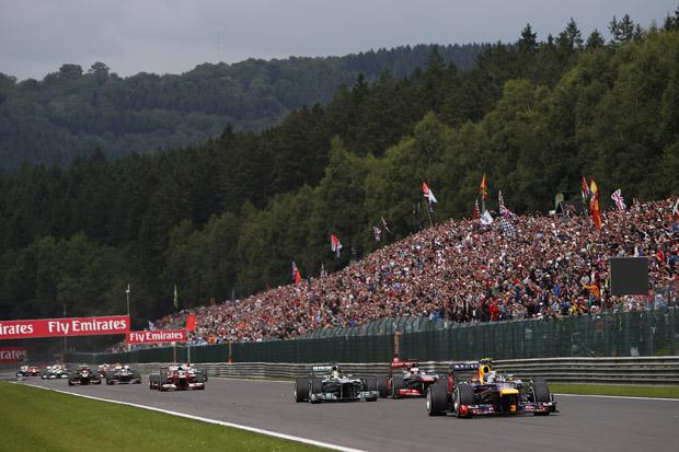 Belgian Grand Prix – day three