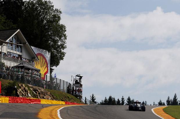 Belgian Grand Prix – day one