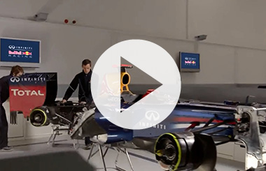 Red Bull's Rhythm of the Factory