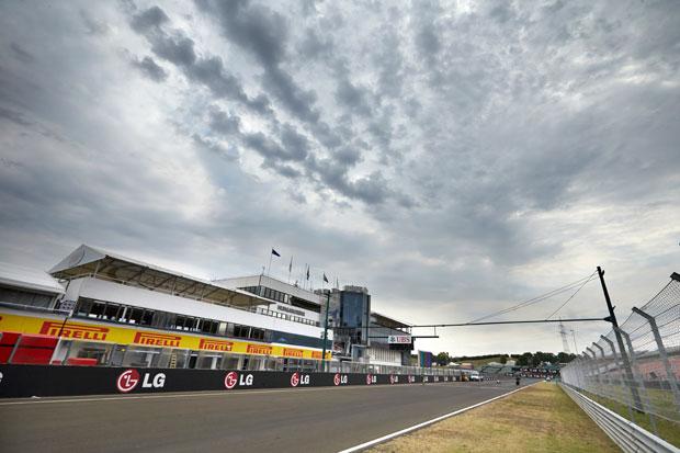 Hungarian Grand Prix – prologue
