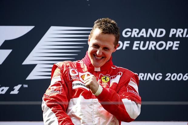 A longing for Schumacher