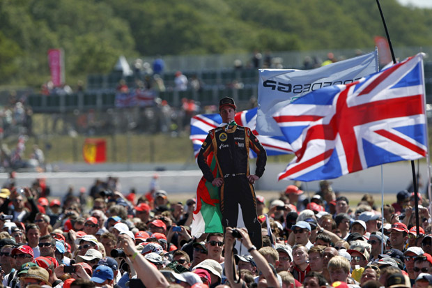 British Grand Prix – day three