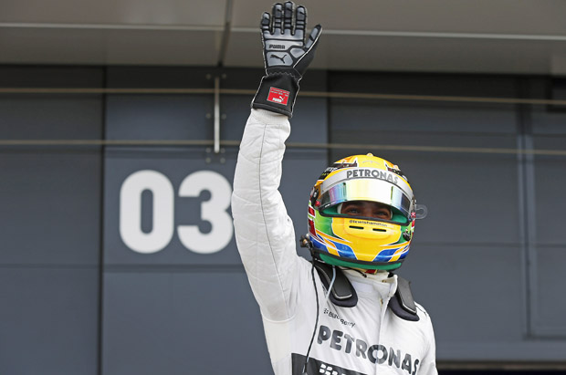 British Grand Prix – day two
