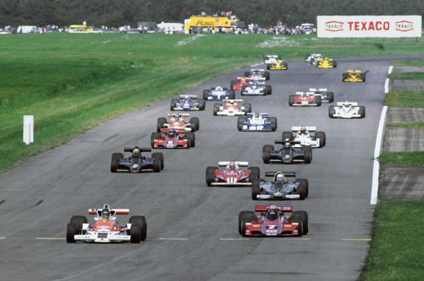 British Grand Prix – prologue