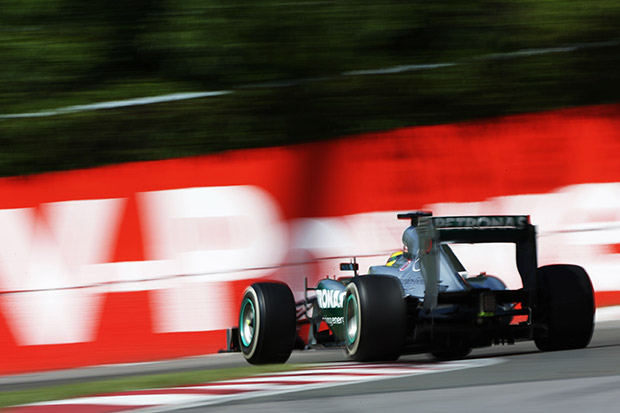 Mercedes banned from young driver test