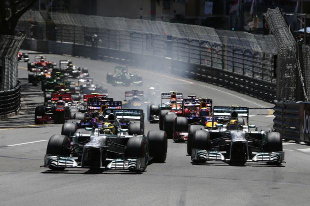 Monaco Grand Prix – day four