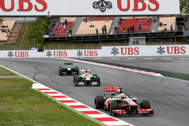 Spanish Grand Prix – Day 1