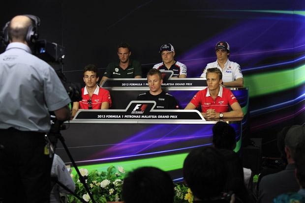 Malaysian Grand Prix – prologue