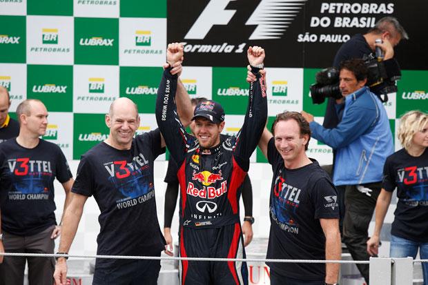 Is Vettel the 2012 World Champion?