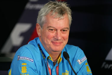 Pat Symonds returns to Formula 1