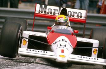 An evening of Senna