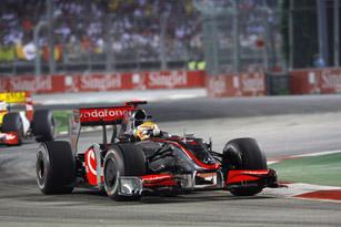 2009 Singapore Grand Prix summary