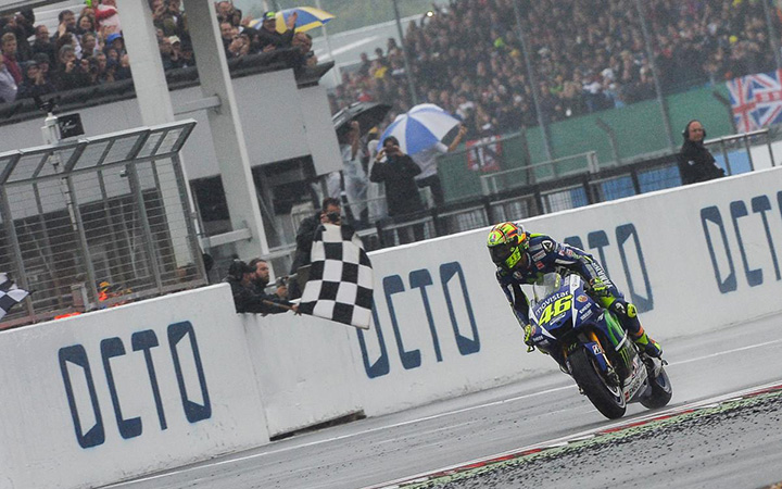 Rossi and the silver screen