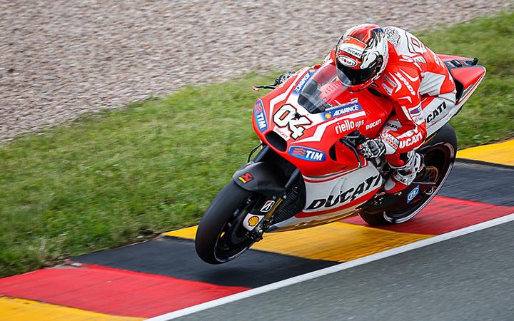 The problem at Ducati