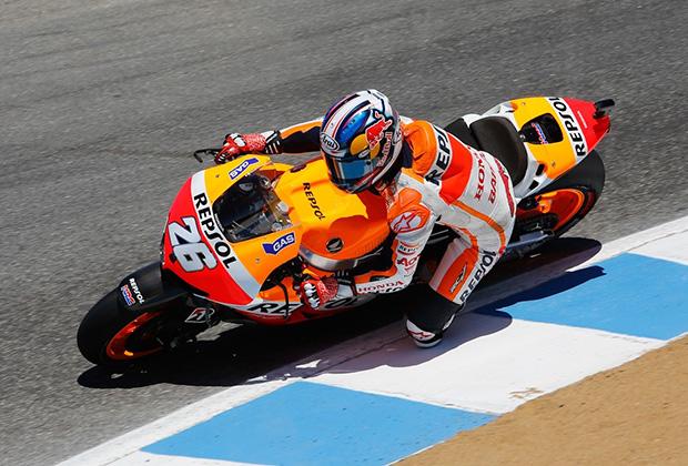 Collarbone injuries in MotoGP
