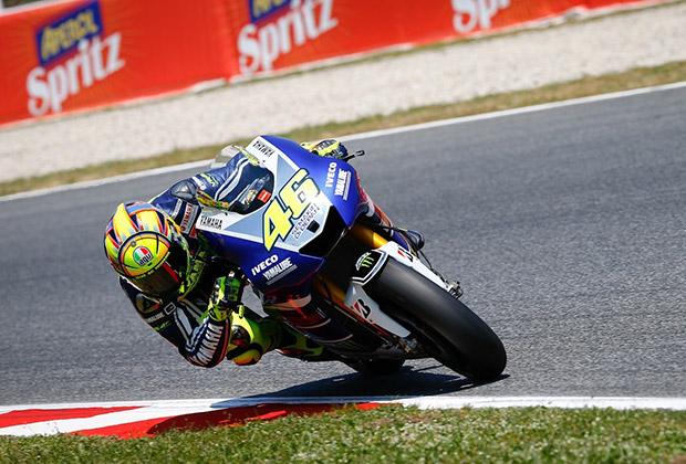 When will Valentino Rossi win again?