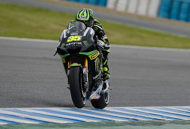 Crutchlow on top as MotoGP testing ends